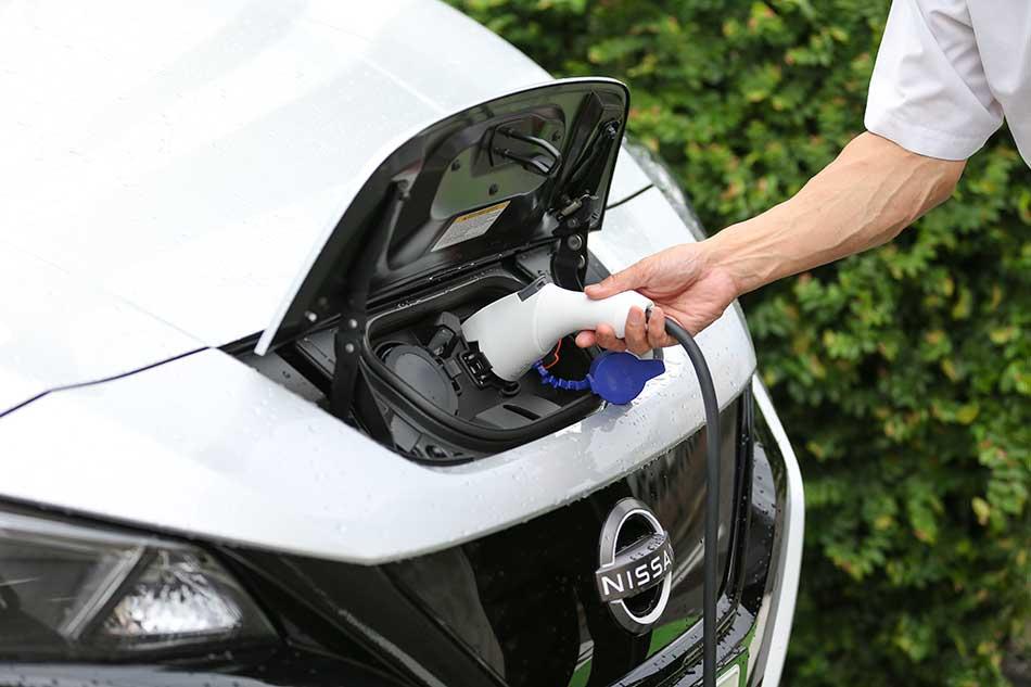 電気自動車導入