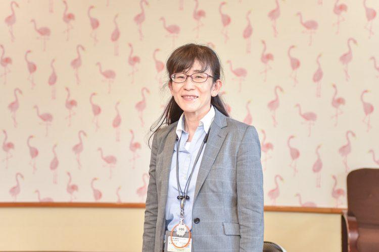 居宅介護支援事業所ライフプラン|志水光子さん